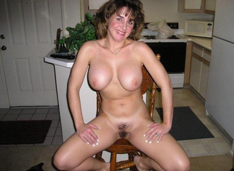 Real Amateur Mom Nude