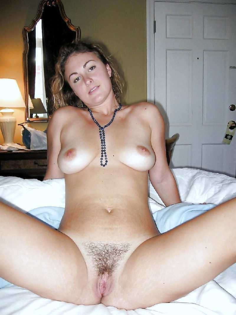 Wife Naked Hot Hairy Milf