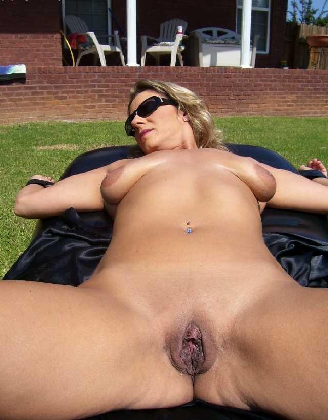 Bare Naked MILF