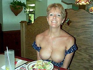 Hot Nude MILF