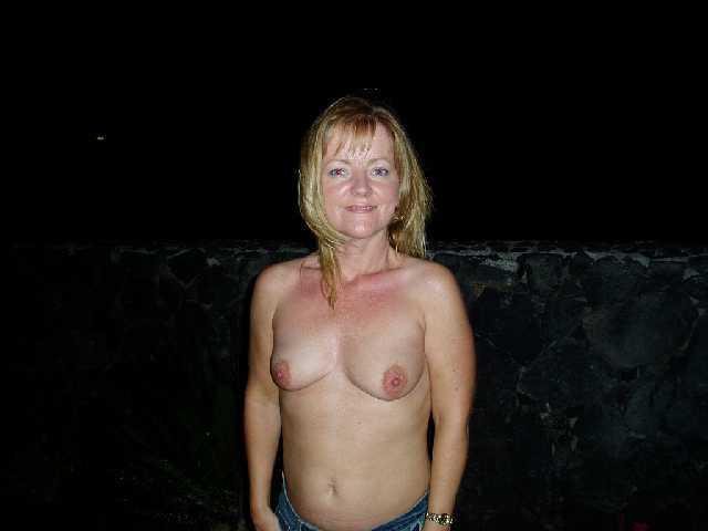 Sexy Older MILF
