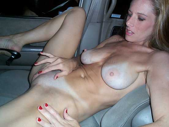Hot Naked Milfs In Cars